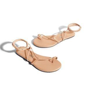 TKEES JO Sandals - BRAND NEW NEVER WORN